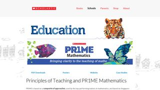 Prime Maths | Scholastic New Zealand