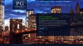 Prime Group Holdings: Welcome
