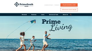 Prime South Bank | Tallassee, AL - Wetumpka, AL - Pike Road, AL