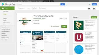 PrimeSouth Bank GA - Apps on Google Play