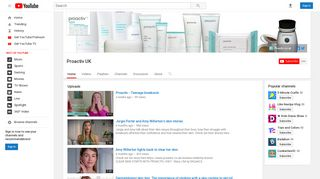 Proactiv UK - YouTube