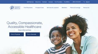 Prospect Medical Group, an Independent Physician Assocation