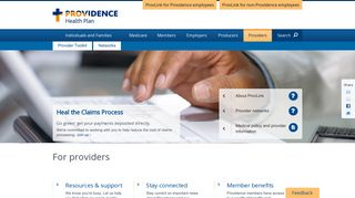 Providers   Health Insurance for Employers, Groups - Providence ...