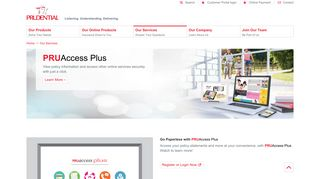Go Paperless with PRUaccess plus | Prudential Malaysia