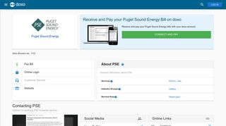 Puget Sound Energy (PSE): Login, Bill Pay, Customer Service and ...
