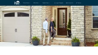 Owner's Entry - Pulte Homes