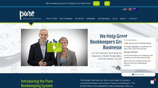 Home | Pure Bookkeeping Australia