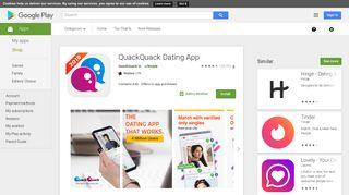 QuackQuack Dating App - Apps on Google Play
