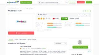 QUACKQUACK.IN - Reviews | online | Ratings | Free - MouthShut.com