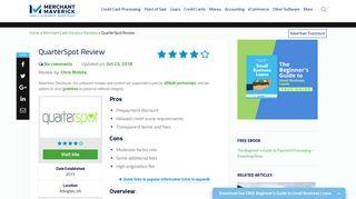 QuarterSpot Review 2019   Ratings, Reviews, Complaints, Comparisons