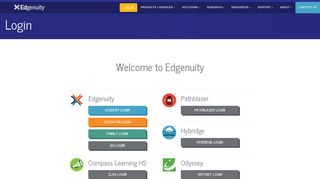 Login - Edgenuity