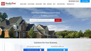 RealtyTrac.com: Foreclosure | Foreclosed Homes