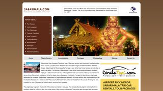 Sabarimala q Online Booking, Virtual Queue system, Sabarimala ...