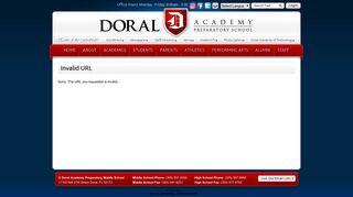 Vocabulary - Doral Academy Preparatory School