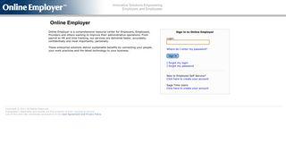 Online Employer