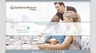 the Sanford-Brown College Online