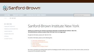Medical Assisant, Billing School New York, NY | Sanford-Brown