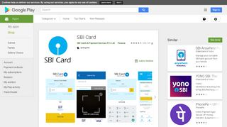 SBI Card - Apps on Google Play