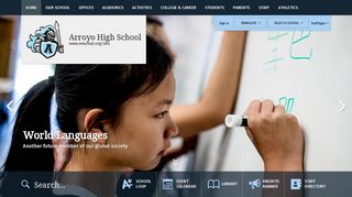 Arroyo HS / Homepage - El Monte Union High School District