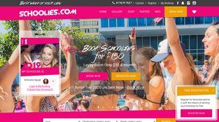 Official Schoolies.com Website – Accommodation, Parties ...