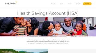 Health Savings Account (HSA)   Further, formerly SelectAccount