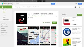 ATTI Shadow Tracker® Mobile - Apps on Google Play