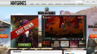 Shadowtale - MMOGames.com