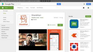 Sharekhan - Apps on Google Play