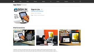 Sign In Lite on the App Store - iTunes - Apple