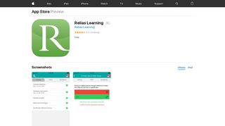 Relias Learning on the App Store - iTunes - Apple