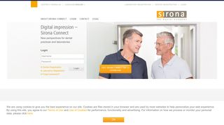 Digital impression with Sirona Connect   Sirona Dental