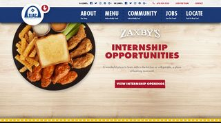 SJAC Food Groups: Zaxby's Restaurant Jobs and Career ...