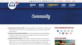 CommunityIndescribably Fun! - Community - SJAC Food Groups ...