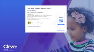 San Jose Unified School District - Log in to Clever