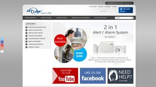 SkylinkHome Store Canada - Skylink Products