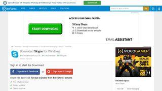 Download Skype - free - latest version