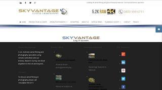 Skyvantage-login