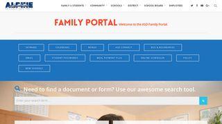 Family Portal – Alpine School District