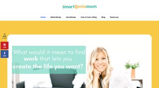 Smart Cents Mom: Making Money Online from Home