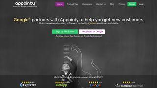 Appointment Scheduling Software | Online Scheduler Software