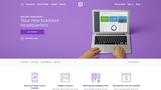 Business Intelligence Tools & Software | Square