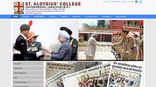 St.Aloysius' College