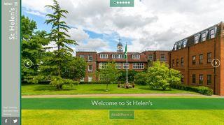 St Helen's School London, an independent school in Northwood
