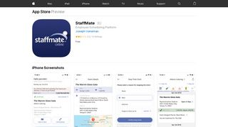 StaffMate on the App Store - iTunes - Apple