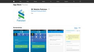 SC Mobile Pakistan on the App Store - iTunes - Apple