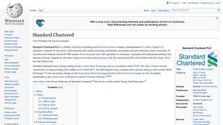 Standard Chartered Bank - Wikipedia