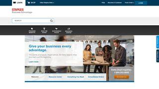 Business Supplies | Staples Business Advantage Home