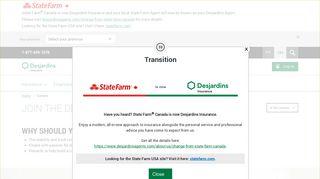 Careers | Desjardins Insurance - State Farm