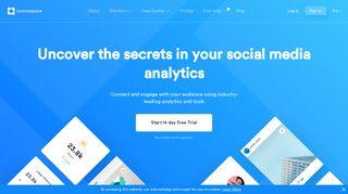 Iconosquare - Instagram & Facebook Analytics and Management ...