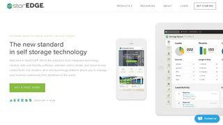 storEDGE: Self Storage Web Design & Management Software